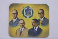 Mousepad - Founders & Shield