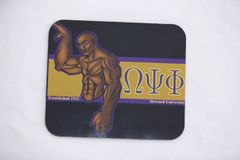 Mousepad - Musle Que with Letters