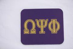 Mousepad - Omega Letters