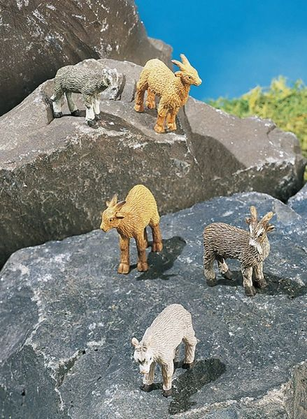 MGO100 Mini Goats (12 PC SET)