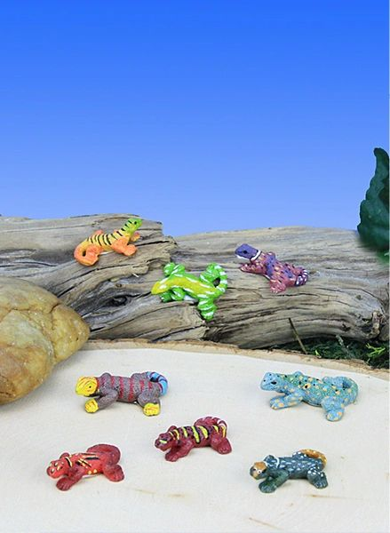 MGK100 Mini Gecko (12 PC SET)