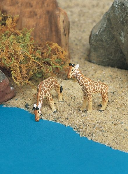 MGI100 Mini Giraffes (12 PC SET)