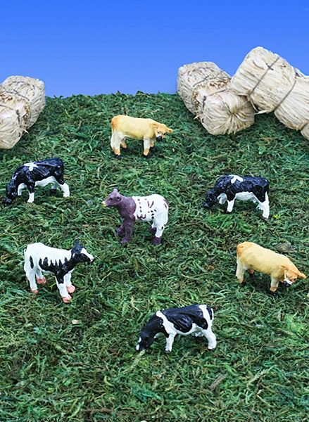 MCO100 Mini Cow (12 PC SET)