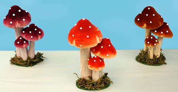 FA35 Mushroom (12 PCS SET)