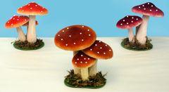 FA34 Mushroom (12 PCS SET)