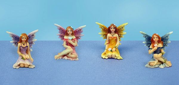 FA21 Painted Fairy with Diamond (12 PCS SET)