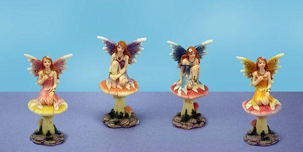 FA22 Fairy on Mushroom (12 PCS SET)