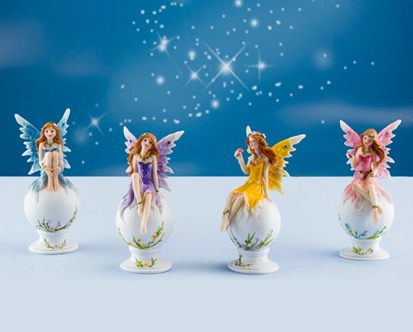 FA46 Fairy on Ball (6 PCS SET)