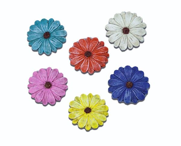FA76 Mini Flower Stepping Stones (12 PCS SET)