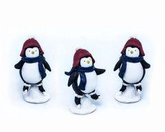 FA87 Skating Penguin (12 PCS SET)