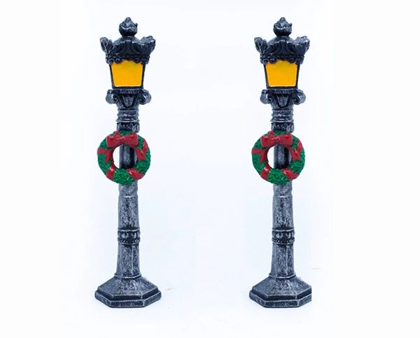 FA86 Street Lantern (12 PCS SET)