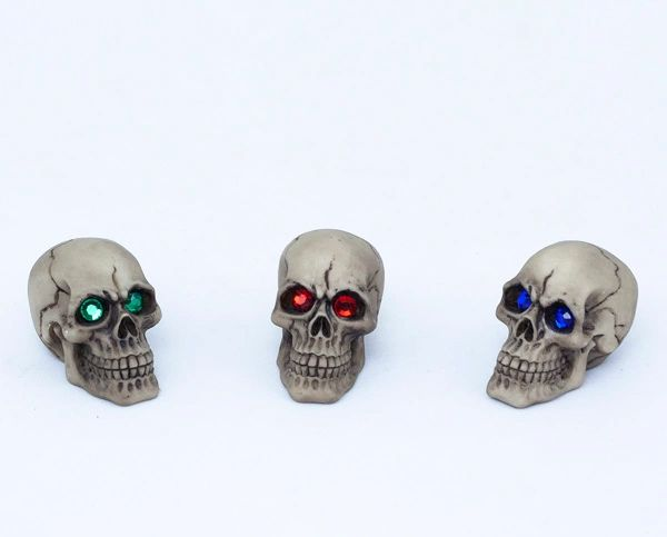 FA67 Solid Skull (12 PCS SET)