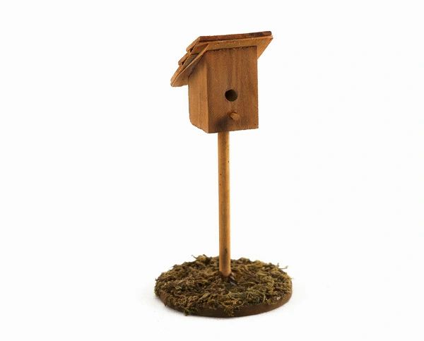 FA65 Bird House (12 PCS SET)