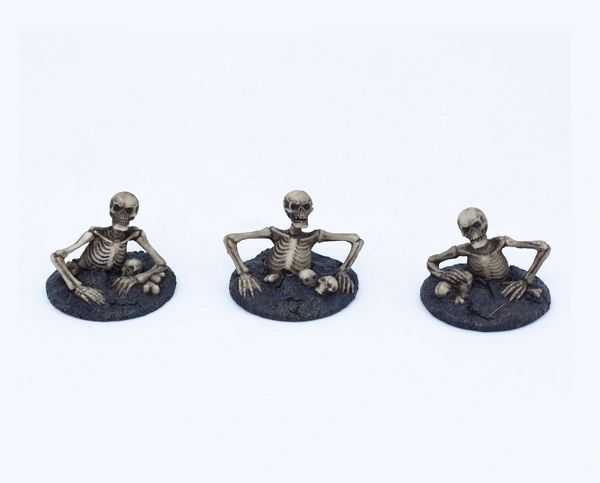FA68 Skeleton In Ground (12 PCS SET)