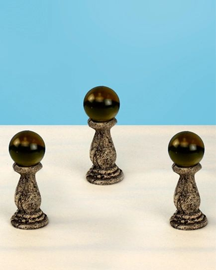 FA37 Gazing Ball (12 PCS SET)