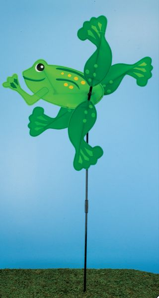 Frog Wind Spinner (6 PCS SET)