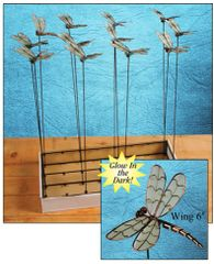 PS108 Dragonfly with Free Display (24 PCS SET)