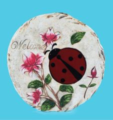 STS28 Ladybug Stepping Stone (4 PCS SET)