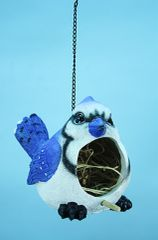 BH230 Blue Jay Bird House (4 PCS SET)