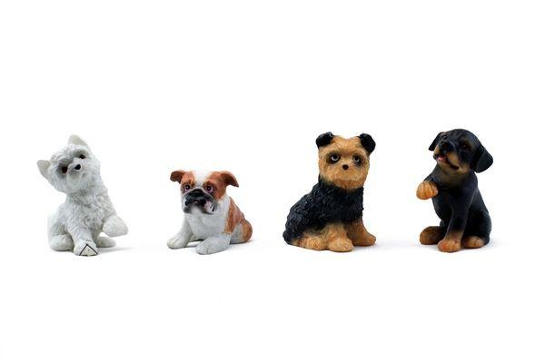 FA126 Mini Dogs (12 PCS SET)