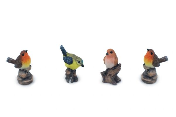 FA131 Micro Birds (12 PCS SET)
