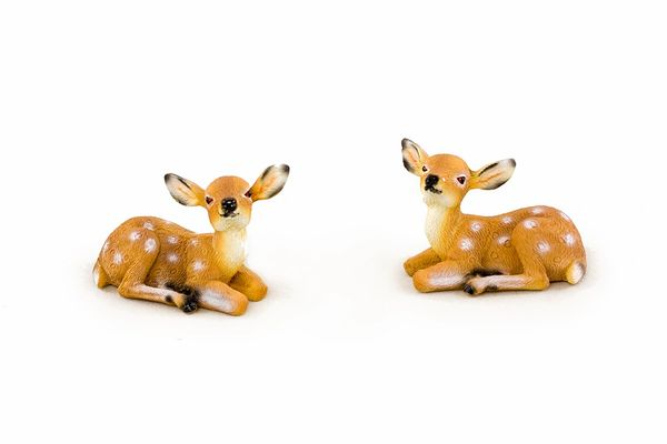 FA120 Baby Deer (12 PCS SET)
