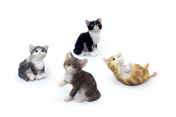 FA103 Mini Skinny Cats (12 PCS SET)