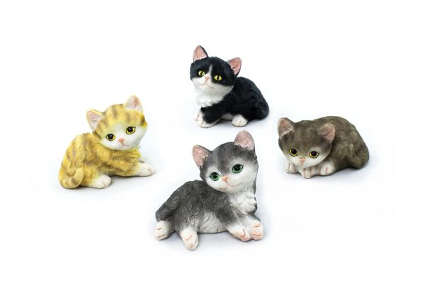 FA102 Mini Fat Cats (12 PCS SET)