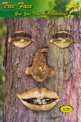 TF1 Sleepy Tree Face (6 PC SET)