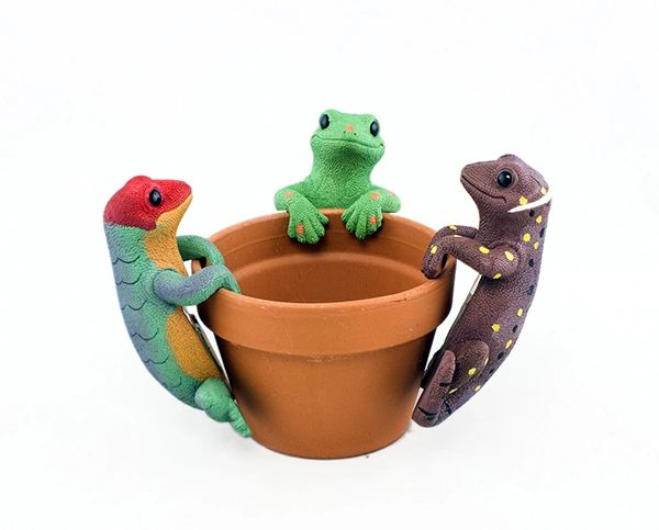 PH601 Gecko Jumbo Pot Hanger (6 PCS SET)