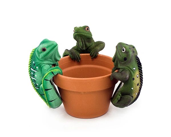 PH602 Iguana Jumbo Pot Hanger (6 PCS SET)