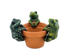 PH603 Frog Jumbo Pot Hanger (6 PCS SET)