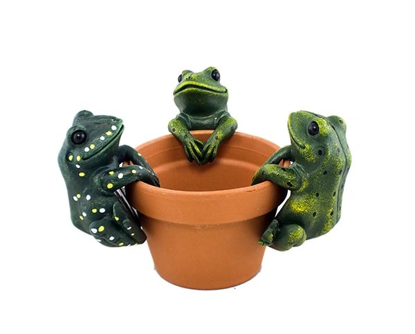 PH603 Frog Jumbo Pot Hanger (6 PCS SET)