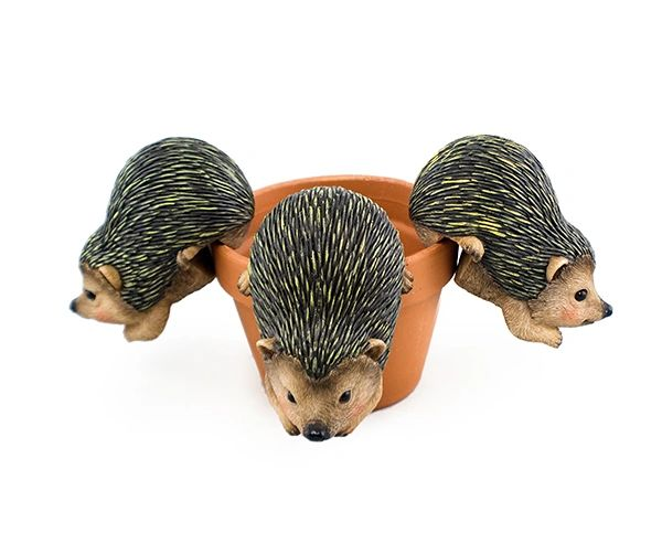 PH605 Hedge Hog Jumbo Pot Hanger (6 PCS SET)