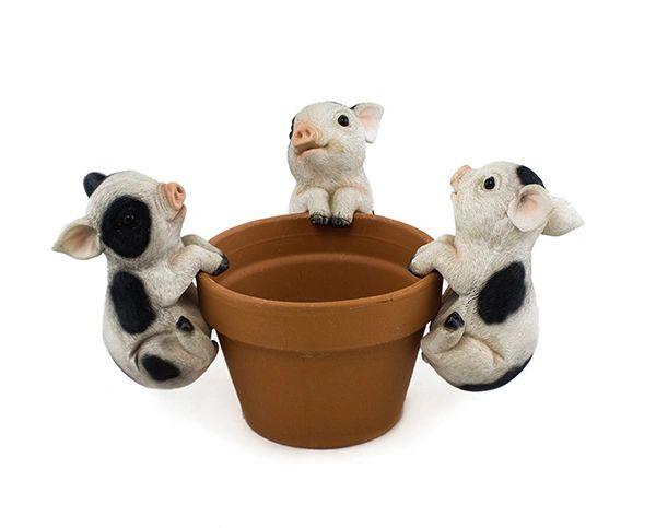 PH610 Pig Jumbo Pot Hanger (6 PCS SET)