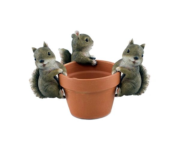 PH611 Squirrel Jumbo Pot Hanger (6 PCS SET)