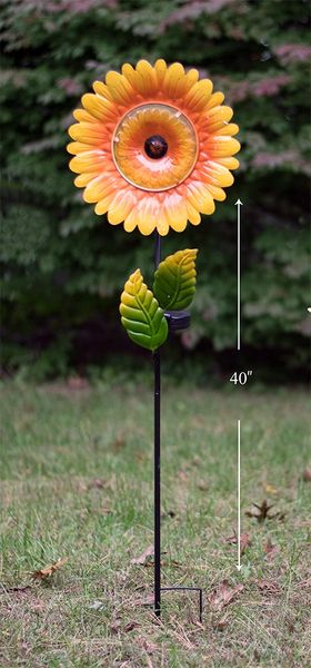 PS134 Solar Sunflower (6 pcs set)