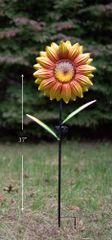 PS135 Solar Sunflower (6 pcs set)