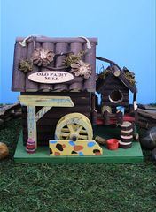 BH202F Old Fairy Farm (4 PC SET)