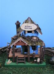 BH206F Fairy House (4 PC SET)