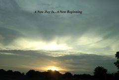 New Day, New Beginning