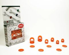 StickQuik™ Three Size Combo Pack - Orange