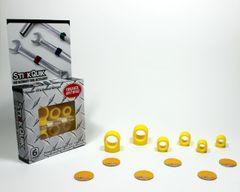 StickQuik™ Three Size Combo Pack - Yellow