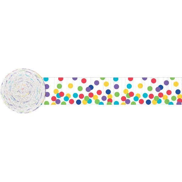Dots Crepe - Multi