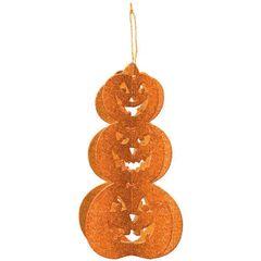 3-D Pumpkin Decoration