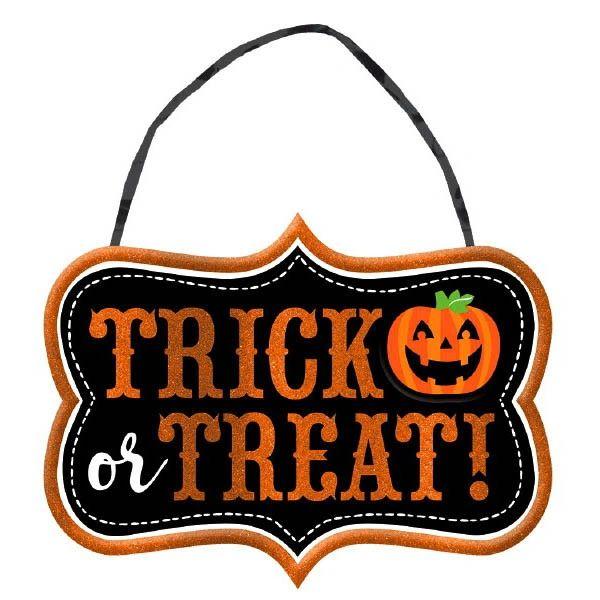 Trick Or Treat Mini Message