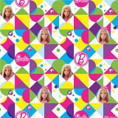 Barbie™ Sparkle Printed Gift Wrap