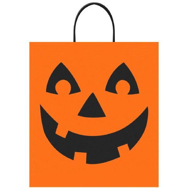 Jack-O-Lantern Treat Bag