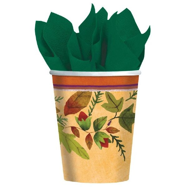 Thanksgiving Medley Cups, 9oz - 8ct