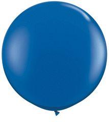 36IN_09 SAPPHIRE BLUE QUALATEX JEWEL TONE  2 CT